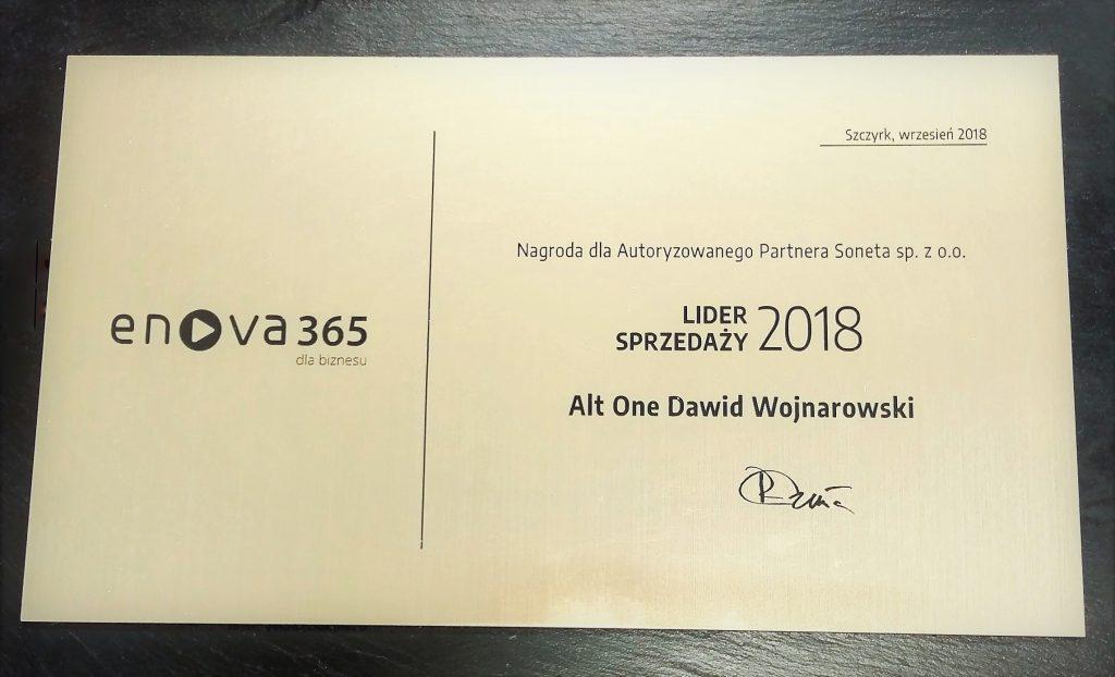 enova365 warszawa
